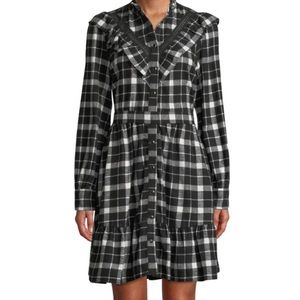 Kate Spade Flannel Dress